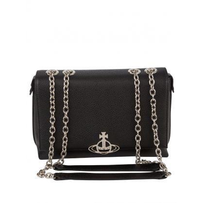 Black Jordan Crossbody Bag