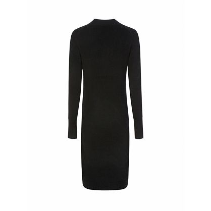 Black  Pure Cashmere Dori Dress