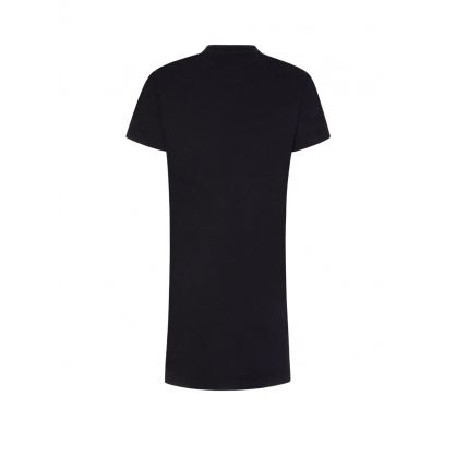 Black Tiger Logo T-Shirt in Dress