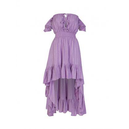 Purple Avery Maxi Dress