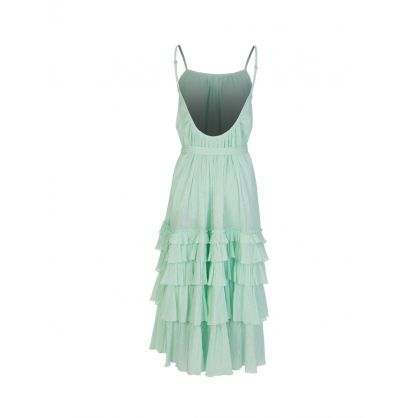 Green Lea Maxi Dress
