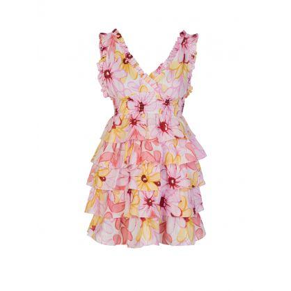 Pink Lolita Short Dress