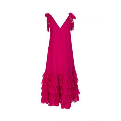 Pink Maggie Dress