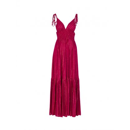 Pink Yolanda Maxi Dress