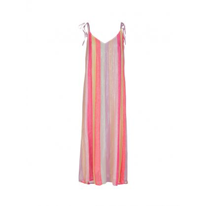 Cary Multicoloured Maxi Dress