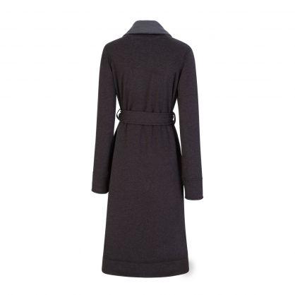 Black Duffield II Dressing Gown