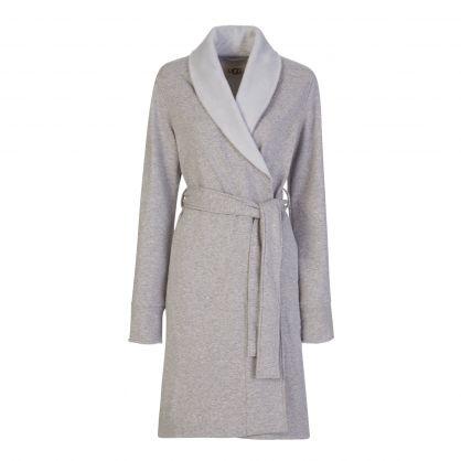 Grey Duffield II Dressing Gown