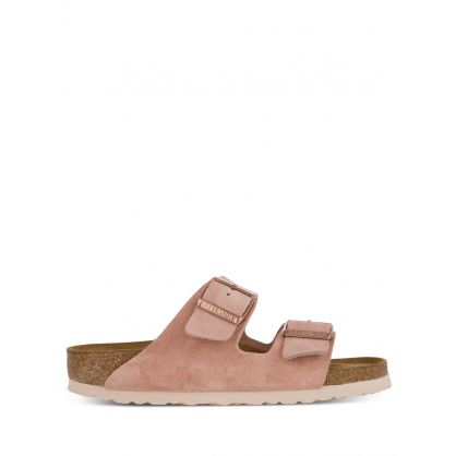 Pink Narrow-Fit Arizona BS Sandals