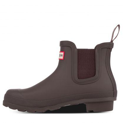 Dark Brown Original Chelsea Boots