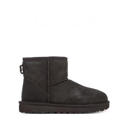 Black Classic Mini II Boots