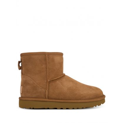 Brown Classic Mini II Boots