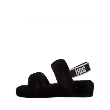 Black Oh Yeah Slides