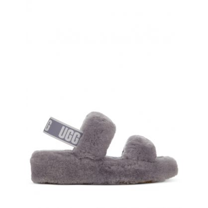 Grey Oh Yeah Slides