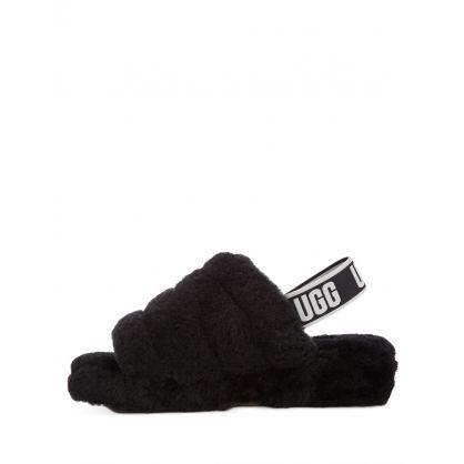 Black Fluff Yeah Slides