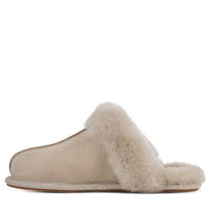 Nude Scuffette II Slippers