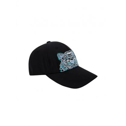 Black Tiger Logo Cap