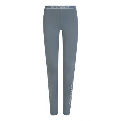 Grey Underwear Collection Eco-Friendly Leggings