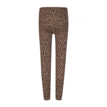 Brown Cheetah Print Century 2.0 Leggings