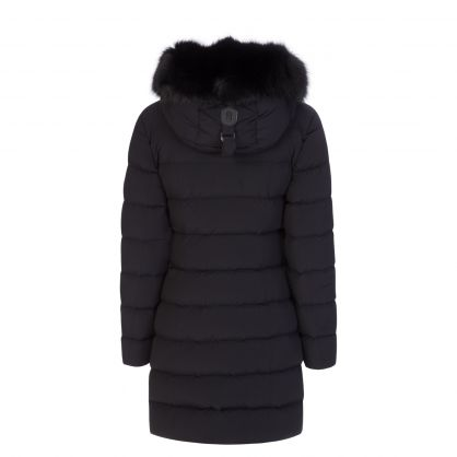 Black Calla Coat