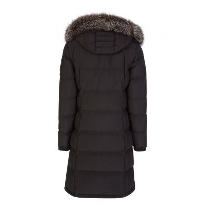 Black Rush Lake 2.0 Parka Coat