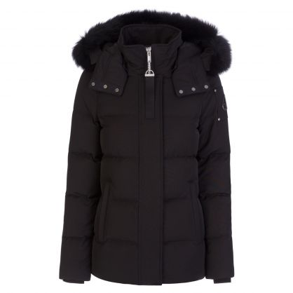 Black/Black Cloud 9 Astoria Jacket