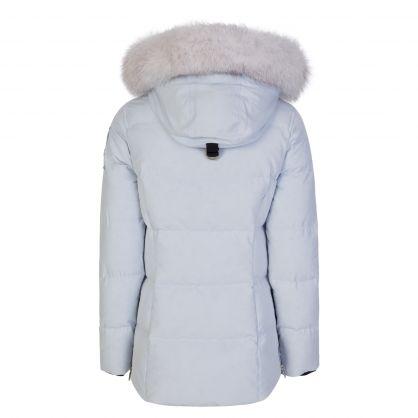 Light Blue Astoria Cloud 9 Jacket