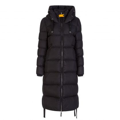 Black Panda Olivia Coat