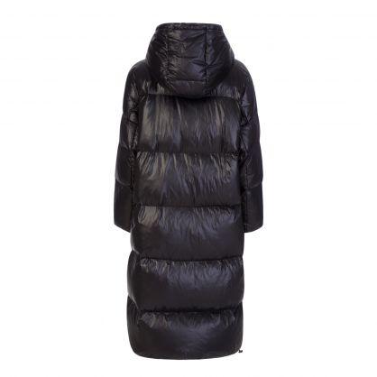 Black Ally Coat