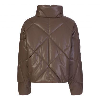 Brown Aina Jacket