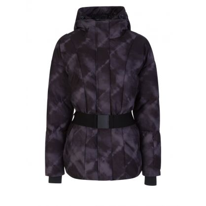 Black Dowlen Ski Jacket