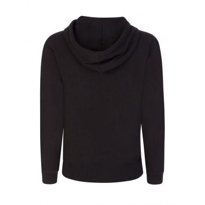 Black Loungewear Hoodie