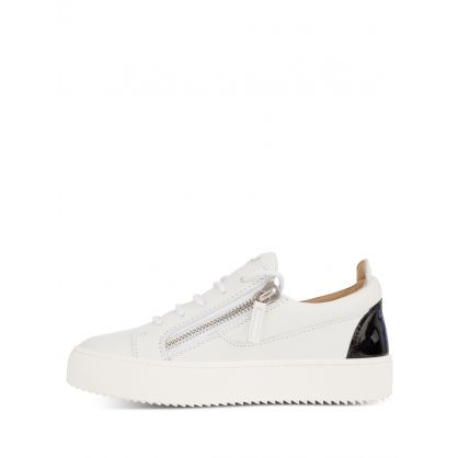 White Gail Trainers
