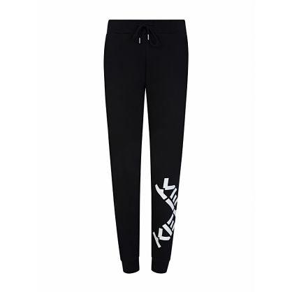 Black Classic Sports Jogging Sweatpants