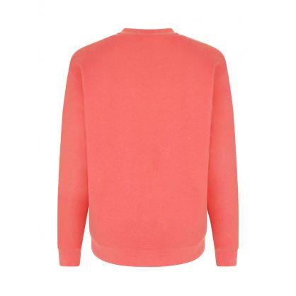 Orange Tiger Sweatshirt