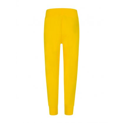Yellow Fleece Sweatpants