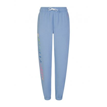 Blue Ombre Logo Fleece Sweatpants