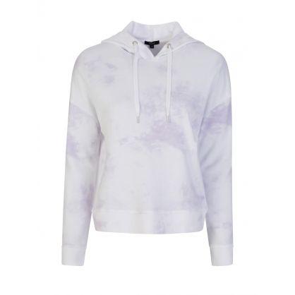 Purple Murray Tie-Dye Hoodie