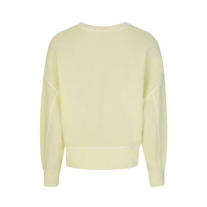Yellow Alice Sweatshirt