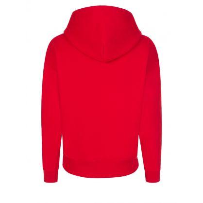 Red Badge Hoodie