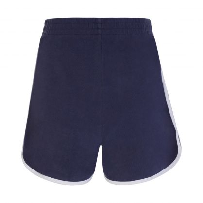 Navy Timeless Knitted Shorts