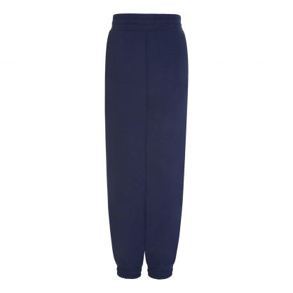 Navy Relax Fit Timeless Sweatpants
