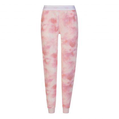 Pink Cathy Sweatpants