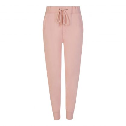 Pink Relaxed-Fit Ericka Sweatpants