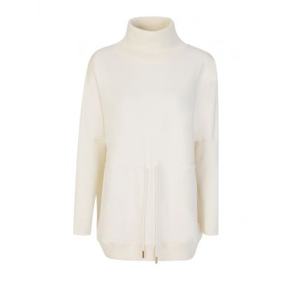 Cream Adelaine Sweatshirt
