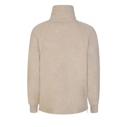 Beige Atlas Sweatshirt