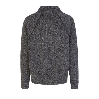 Black/White Maceo 4.0 Sweatshirt