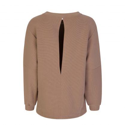 Brown Vanetta Sweatshirt