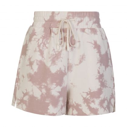 Taupe Glade Tie Dye Shorts