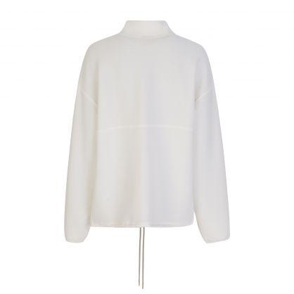 Cream Harding Top