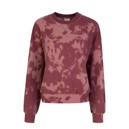 Pink Tie-Dye Erwin Sweatshirt